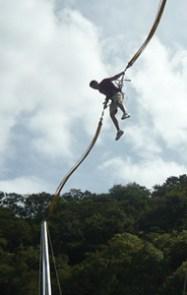 High jump1 - Guía Turística - Xpark