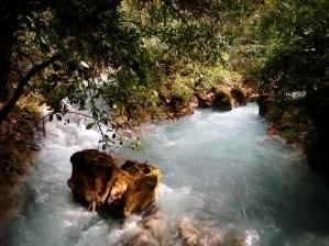 río azul Ana Lú García