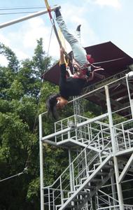 salto trampolín - Guía Turística - Xpark