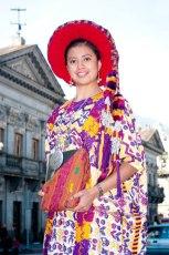 Traje Tipico de Quetzaltenango foto por Oscar Chun - Los coloridos trajes indígenas de Guatemala