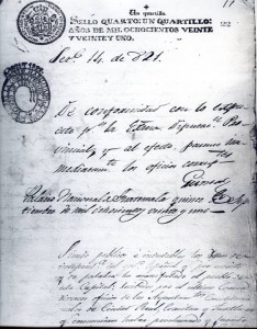 acta de independencia 234x300 - Resumen de la información de Guatemala