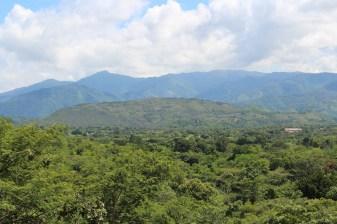 Valle de Sansare Vía el progreso - Jalapa