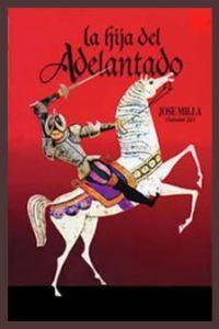 libro 2 La Hija del Adelantado 200x300 - Resumen del libro La Hija del Adelantado por Jose Milla y Vidaurre