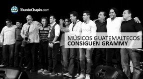 Músicos guatemaltecos consiguen Grammy
