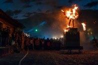 Quema del Diablo en Antigua Guatemala Santiago Billy Prem - Resumen de la información de Guatemala
