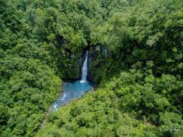 Cascada en Alta Verapaz foto por Carlos Lopez Ayerdi - Galeria de Fotos de Guatemala por Carlos Lopez Ayerdi