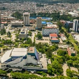 Centro Cultural, Civico, Financiero y Deportivo de Guatemala - foto por Marcelo Jimenez 2