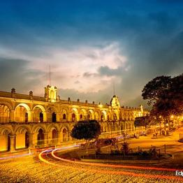 Palacio de la Capitanes, Antigua Guatemala - foto por Edgar Monzon