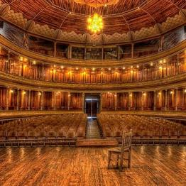 Teatro Municipal de Quetzaltenango - foto por Edgar Monzon