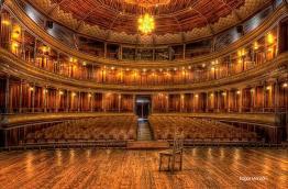 Teatro Municipal de Quetzaltenango foto por Edgar Monzon - Galeria de Fotos de Guatemala por Edgar Monzón