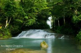 cascada chichel san juan cotzal el quiche foto por acuarela chapina - Galeria de Fotos de Guatemala por Billy Muñoz