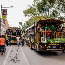 El trolley - foto por Dany López