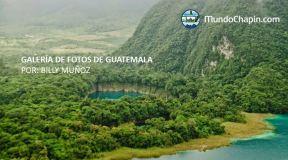 Galeria de Fotos de Guatemala por Billy Muñoz