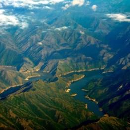 Río Chixoy o Negro - foto por Hugo Altán