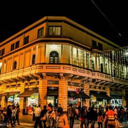 Sexta Avenida - foto por Dany Lopéz