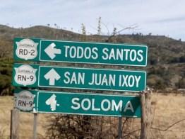 3 caminos cerca de todos santos cuchumatan - Guía Turística -  Sendero Ecológico La Maceta