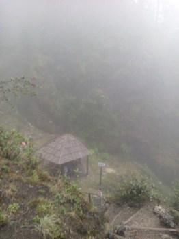 Area de acampar al final de sendero 1 - Guía Turística -  Sendero Ecológico La Maceta
