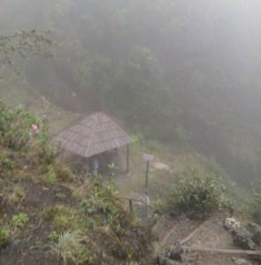 Area de acampar al final de sendero 295x300 - Guía Turística -  Sendero Ecológico La Maceta