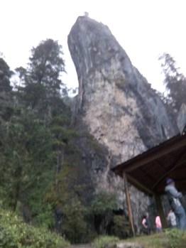 Vista de la Maceta - Guía Turística -  Sendero Ecológico La Maceta