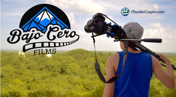 Bajo Cero Films muestra las riquezas naturales de Guatemala