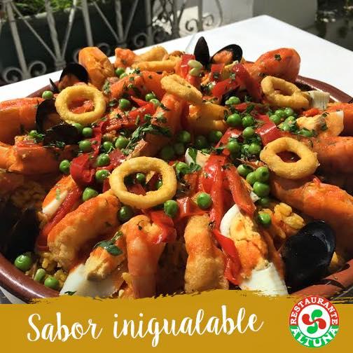 Restaurante Altuna Guatemala