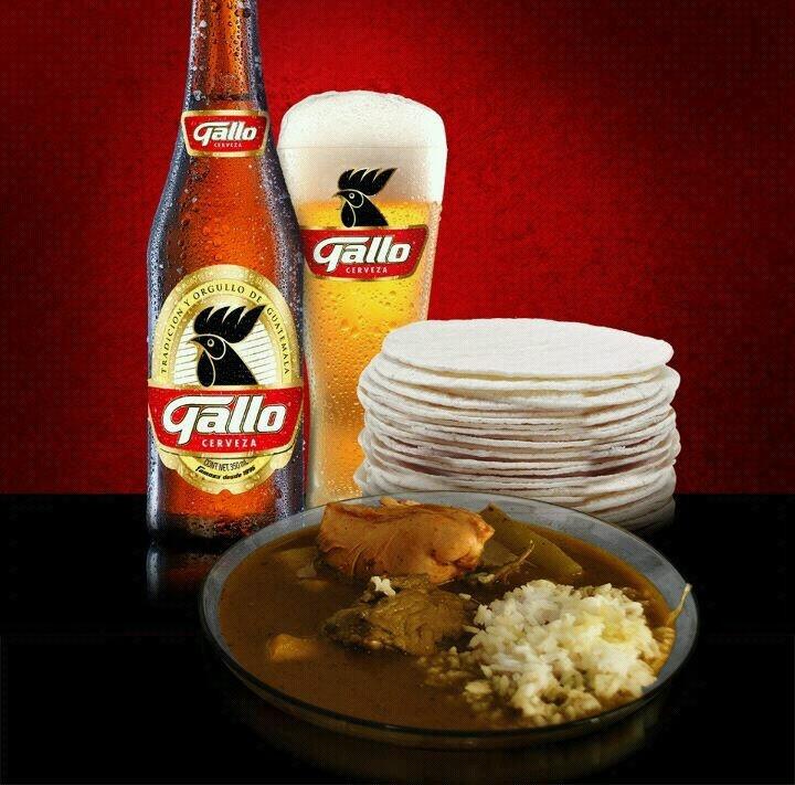 c gallo mundochapin - Las 7 bebidas alcohólicas más conocidas de Guatemala