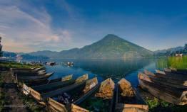 lago de atitlan 2 foto por cristobal aj - 5 lugares imperdibles en Guatemala