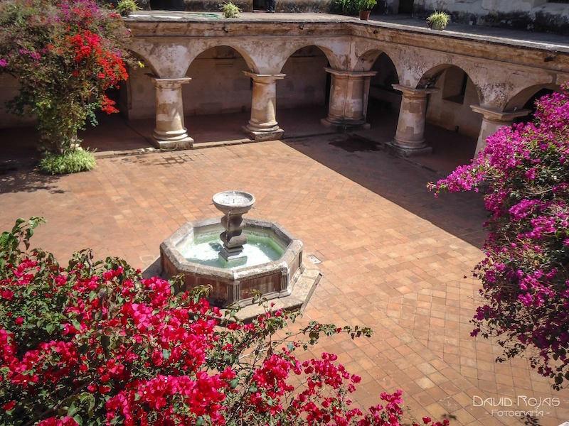 Convento de Capuchinas, La Antigua Guatemala - foto por David Rojas