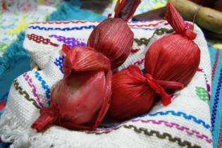 Tamalitos de Cambray - foto: Irasema Mont