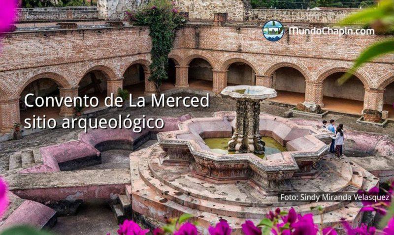 Convento de La Merced, sitio arqueológico