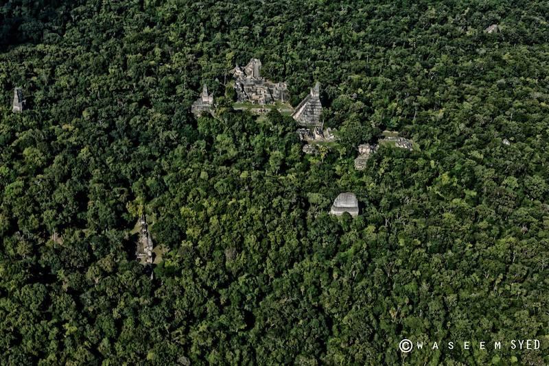 tikal foto por 2 wassem syed - Tikal, la ciudad perdida