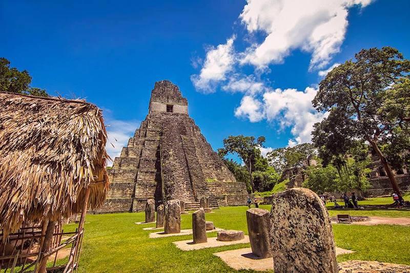 tikal templo del gran jaguar construido por la civilizacion maya foto por edgardo cumez de pasion fotografica - Principales sectores de la economía guatemalteca