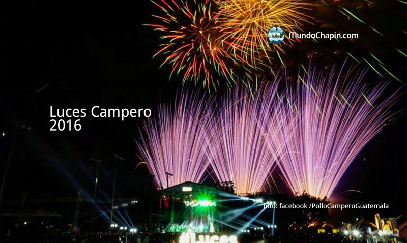 Luces Campero 2016