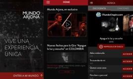 Ricardo Arjona ya tiene su propia App