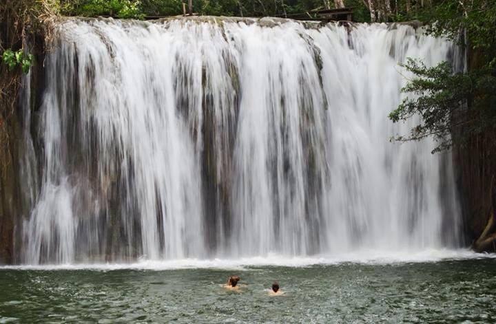 cataratas en calzada mopan en dolores peten foto por rony rodriguez de petenguatemala - 17 Cataratas y Cascadas en Guatemala
