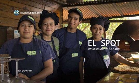 El Spot un restaurante en Green Rush