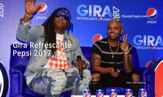 Gira Refrescante Pepsi 2017