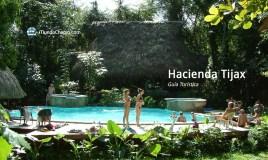 Guía Turística a Hacienda Tijax