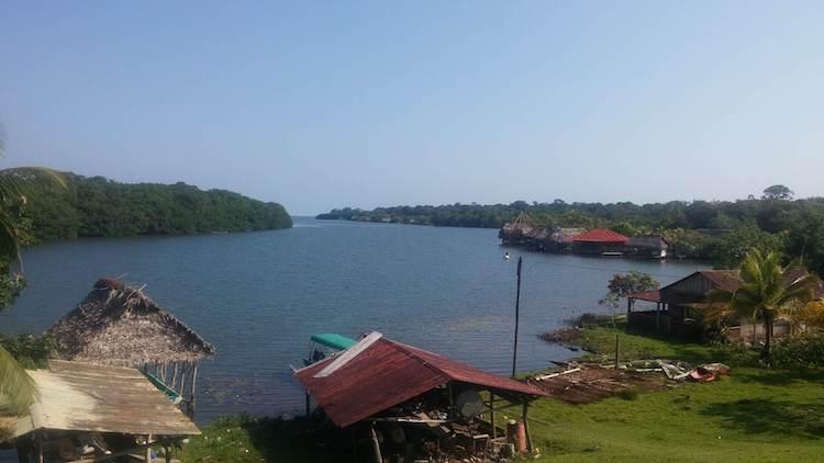 rio sarstun frontera con belice izabal foto por deyvid paniagua - Sitios Ramsar en Guatemala