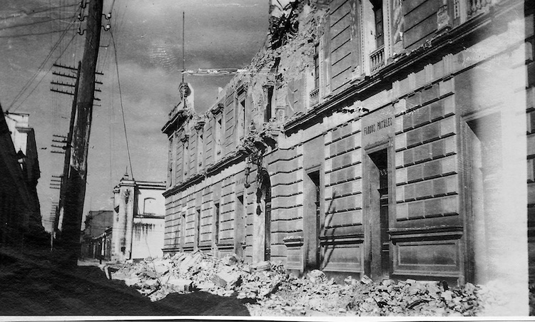 clarafrancisco1917 - Principales Terremotos del Siglo XX en Guatemala