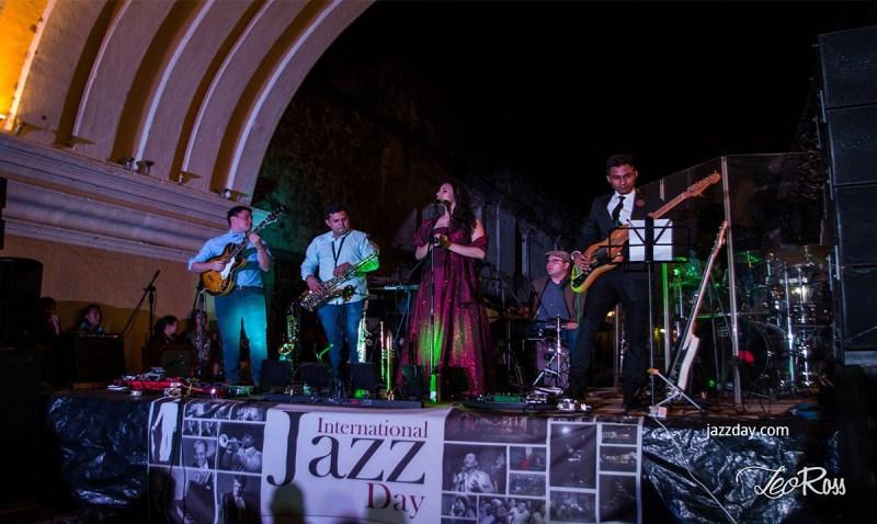 Día Internacional del Jazz en Guatemala
