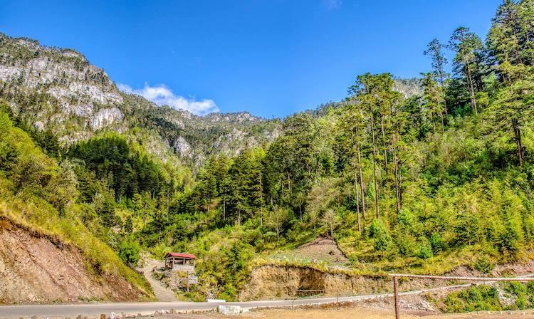 la sierra de los cuchumatanes huehuetenango foto por hector lopez - 10 Sierras en Guatemala