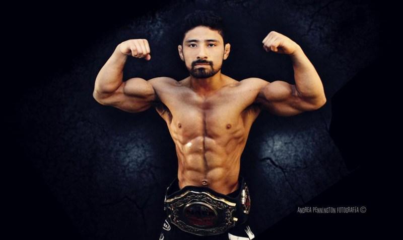 Luis Ciraiz el guatemalteco invicto de las artes marciales mixtas