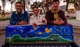 El viaje del Piano en Guatemala