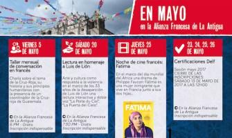 Mayo en la Alianza Francesa
