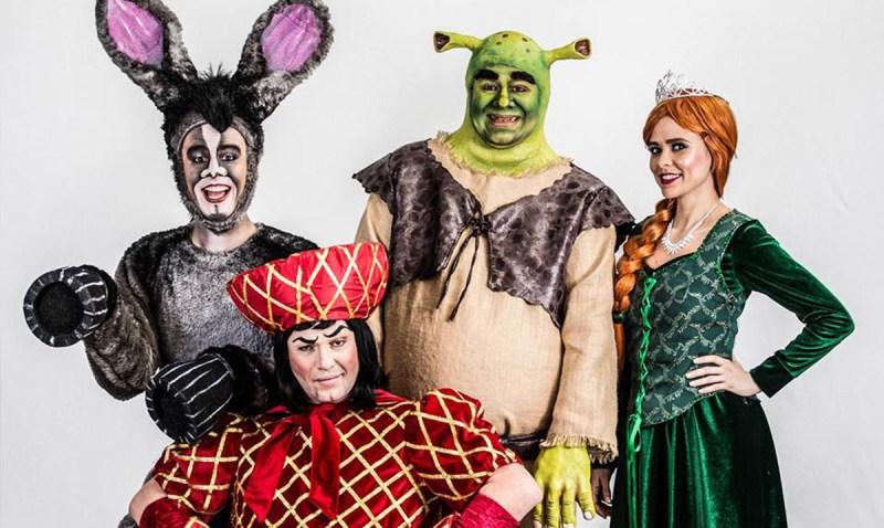 Shrek, el musical, en Guatemala