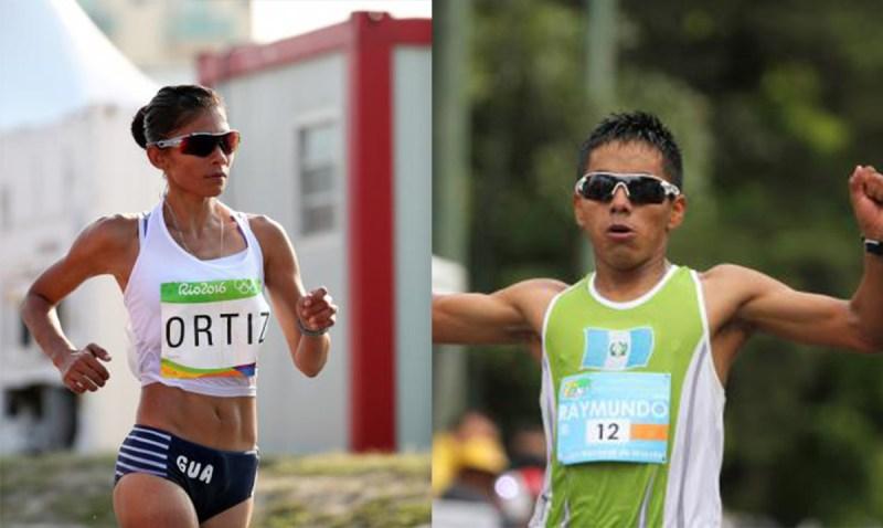 Dos marchistas más clasifican al Mundial de Atletismo