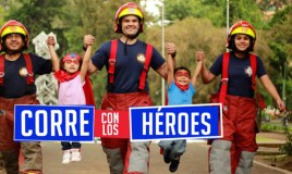 Una carrera a beneficio de los bomberos municipales