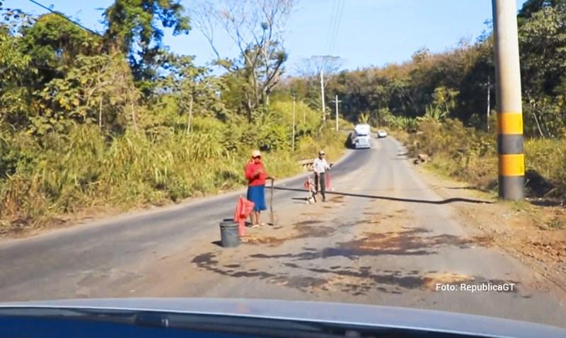 Toma tus precauciones, carreteras hacia el interior presentan daños – 2017
