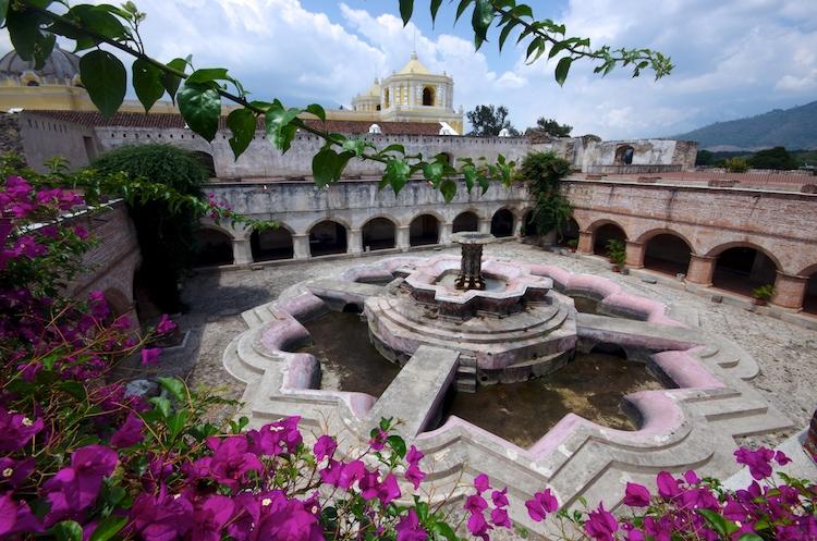 nuestra sencc83ora de la merced in antigua guatemala - 9 Conventos en La Antigua Guatemala